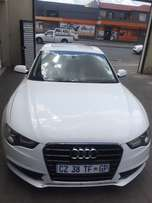 2013 A5 2.0TDI multitronic with sunroof