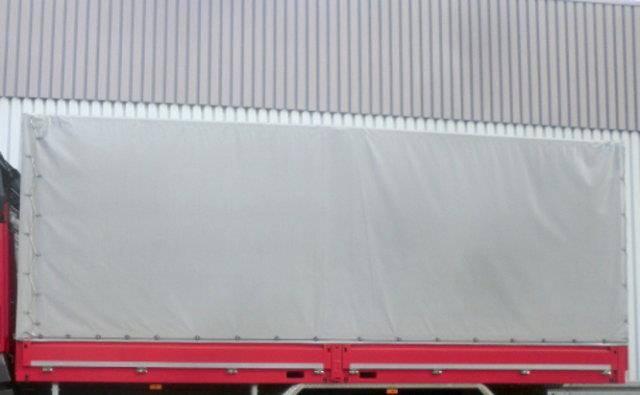 Andere Pritsche RENNINGER Pritschenaufbau mit Plane - 2012