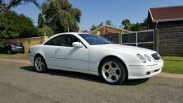Mercedes Benz CL 500 immaculate condition