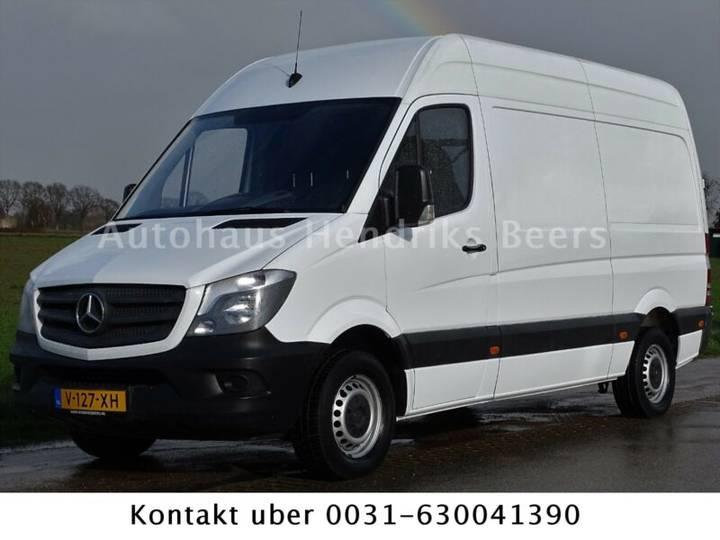 Mercedes-Benz SPRINTER 313 CDI L2H2 EURO 5 KLIMA TEMPOMAT - 2015