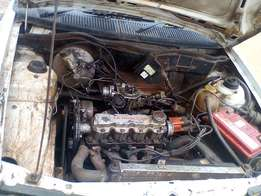 Opel parts and converting injector to cabrator
