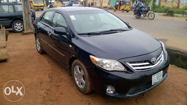 Very Clean Registered Toyota Corolla 09 Isolo - image 1