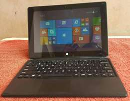 Vulkan Excursion XB Windows 10 Tablet with Keyboard Mouse & Pouch Dock