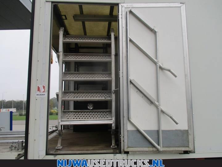 Volvo FE S 280 Mobiele werkplaats + 85 Kva aggregaat - 2006 - image 44