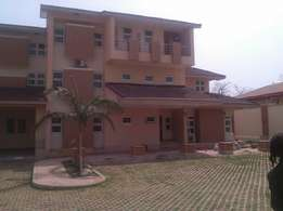 Newly built 5 bedrooms fully detached duplex. To let