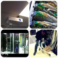Installation & Maintenance Avaya PABX, Structure Cabling, IT- Support