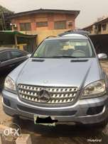 Nigerian used 2006 Mercedes Benz ML350