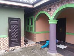 Tastefully built 3 Bedroom bungalow in Rivers state for Sale.