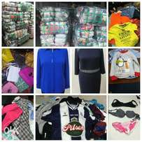 Direct first grade bale of clothes grade AA see and buy