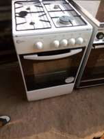 Uk used gas cooker with oven and grill