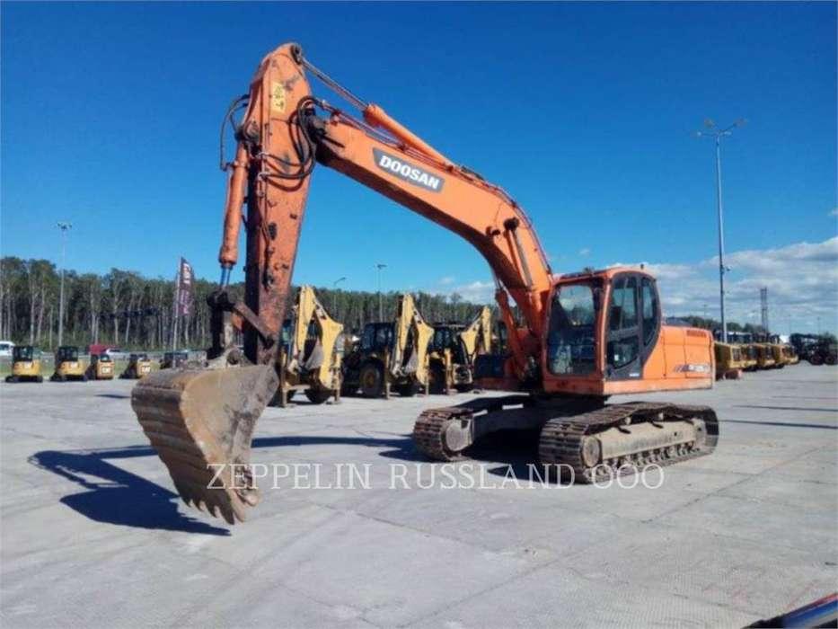 Doosan Dx225lca - 2012