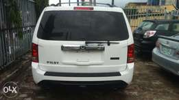 Just arrived super clean HONDA PILOT 2013 Lagos cleared full options