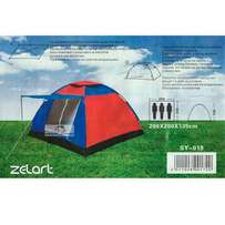 Brand New 3 to 4 sleeper camp tents. only 2 left