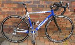 Bianchi road bike fully serviced.R7 800