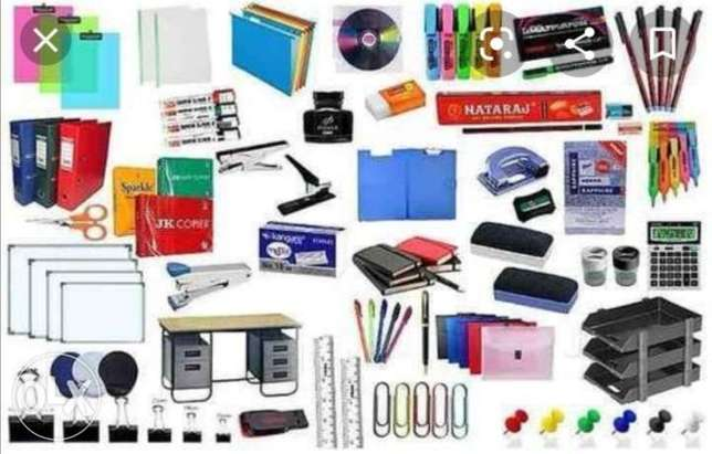 Office supplies stationary