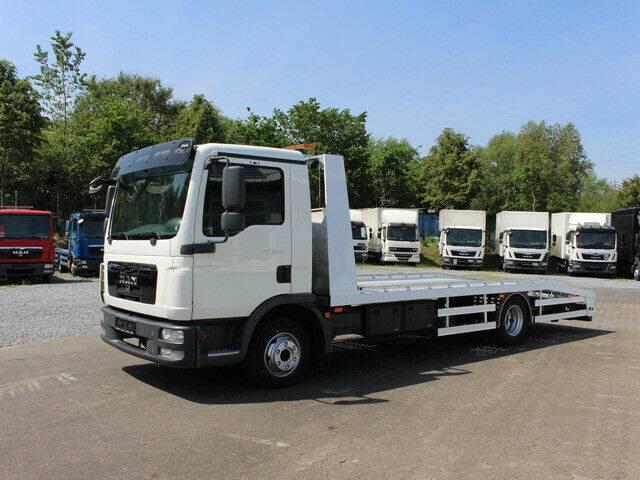 MAN TGL 8.180 BL Autotransporter AHK 3,5t, Luftfed. - 2011