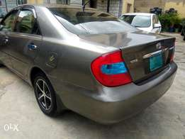 Few months used Toyota Camry 2004 model