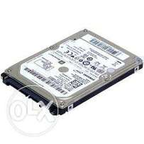 1TB laptop hard drive x2 for sale
