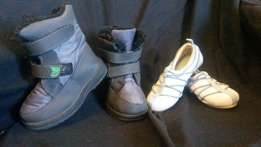 Toddler boy shoes size 8