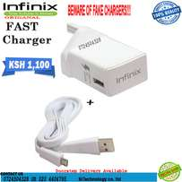 INFINIX Fast Charger Original. Dellivery Optional