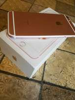 Apple iphone 6s plus rose gold 16gb brand new with box and everything