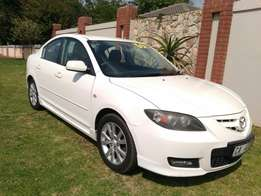 Call Haroon on 2008 Mazda 3 1.6 Dynamic