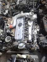 Nissan fd35 engine in stock