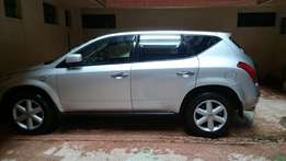 Excellent year 2008 Nissan Murano