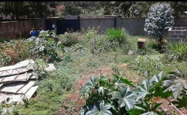 1/4land for sale in mt view Kangemi - image 2