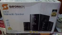 Sayona 3.1 Bluetooth woofer