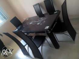 Set a of Dining Table By Six