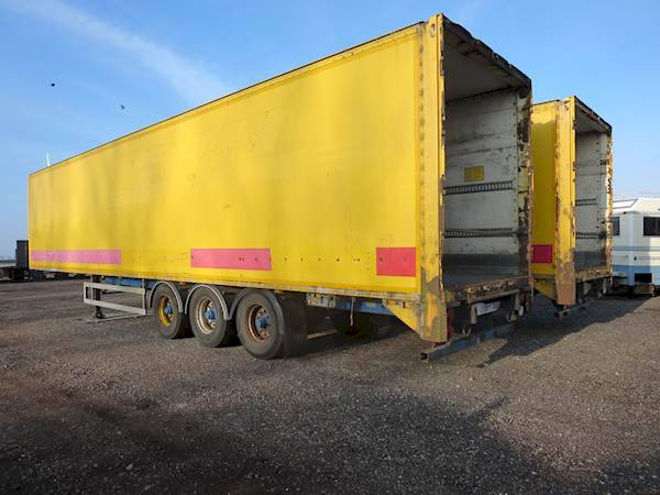 GENERAL TRAILER SYY3ZP - 2001