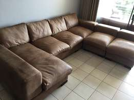 Genuine Leather 4 part - SOFA
