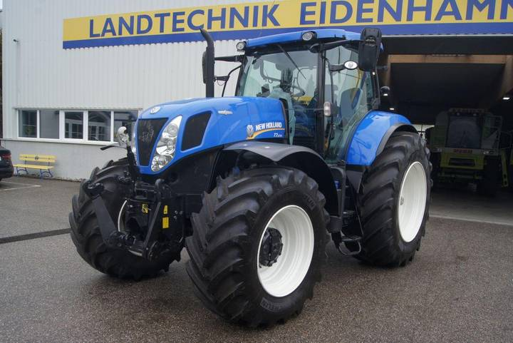 New Holland T7.270 Auto Command - 2013