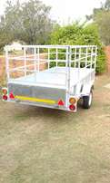 """Trailer Utility Hot galvanised. """"Ready to Go"""""""