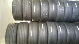 Affordable second hand wheels and tyres all sizes