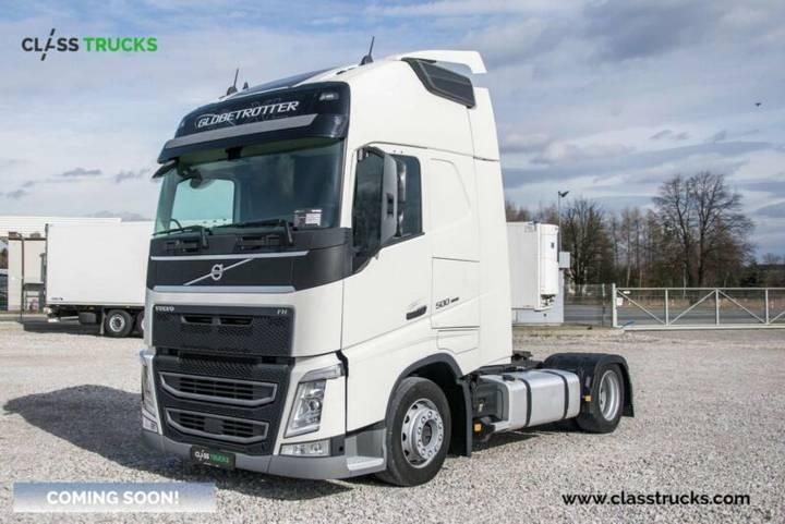 Volvo FH13 500 Varios 4x2 XL Euro 6 VEB+ - 2017