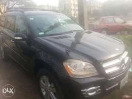 Few months used Mercedes bens gl450 08 fuloption tincan cleared