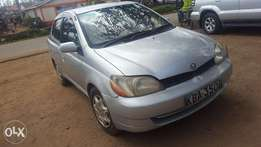Cleanest Toyota Platz KBA for 315k