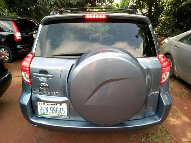 Fairly Used 2008 Rav4 Oredo/Benin-City - image 4