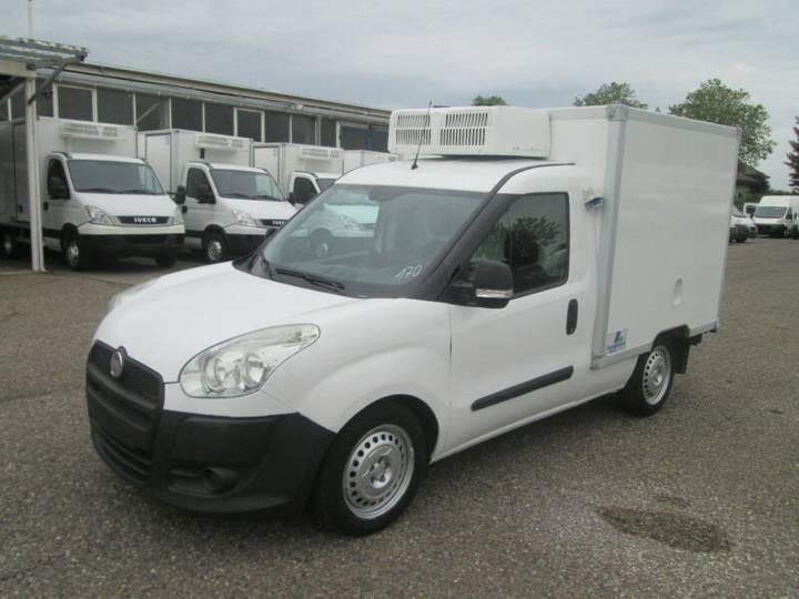 Fiat Doblo 1.3 Multijet*bis-22C°*Tiefkühler* - 2011