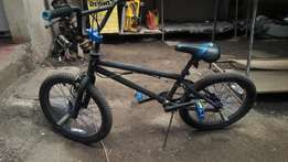 BMX stunt bicycle