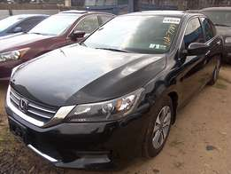 Foreign Used Honda Accord (2013)