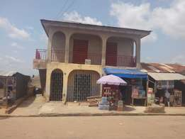 Urgent Sale: 4 (nos) Shop Upstairs on major Road