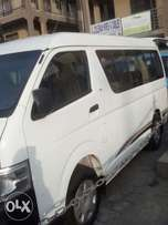 Toyota hiace hummer bus with strong and sound engine system in perfect