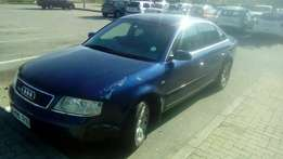 Audi A6 2.8 forl sale