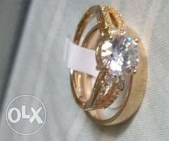18 karat gold engagement rings now on sale at Egbeda