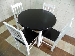 Używane Stoły I Krzesła Pomorskie Na Sprzedaż Olxpl Pomorskie