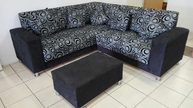 SPECIAL on L-shape couches R3499! Mayville - image 2