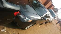 Toyota Camry, black, 2008, foreign used.